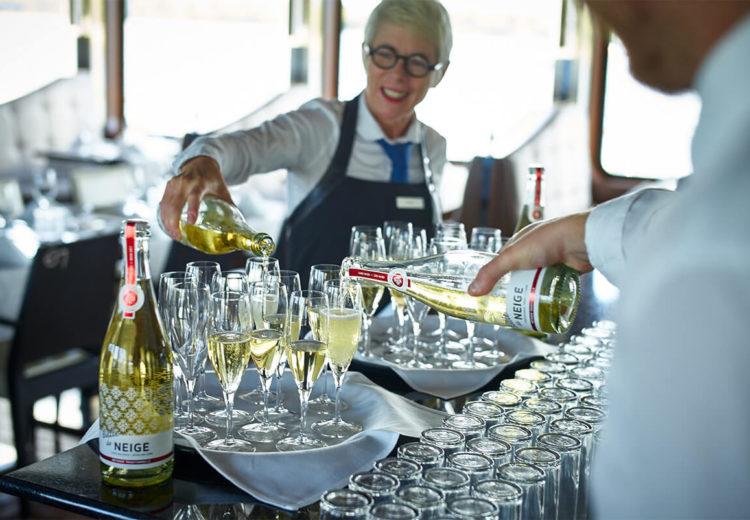 Weddings and receptions - Escapades Memphrémagog - Le Grand Cru