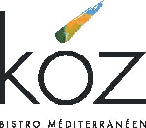 Bistro Koz - Tout nouveau bistro méditerranéen à même l'hôtel Verso - Membre du groupe PAL+